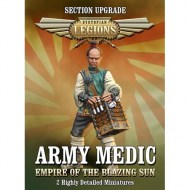 Army Medic Empire of the Blazing Sun