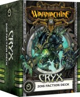 Cryx Faction Deck 2016