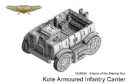 Empire of the Blazing Sun Kote Armoured Carrier
