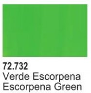Escorpena Green