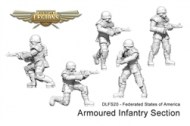 FSA Armoured Infantry Section