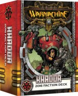 Khador Faction Deck 2016
