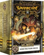 Menoth Faction Deck 2016
