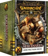 Mercenaries Faction Deck 2016