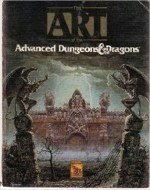 The Art of the Advanced Dungeons and Dragons