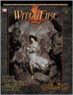The Witchfire Trilogyy Book One the Longest Night