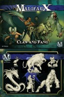 arcanists - claw and fang - marcus box set