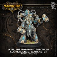 axis the harmonic enforcer convergence warcaster