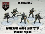 axis ubertoten assault squad