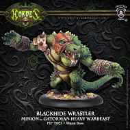 blackhide wrastler minion gatorman heavy warbeast