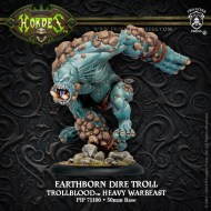 earthborn dire troll trollblood heavy warbeast