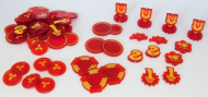 khador token set