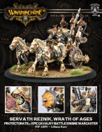 servath reznik wrath of ages protectorate epic cavalry batlle engine warcaster