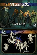 ten thunders - rail crew - mei fang box set