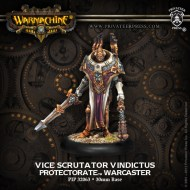vice scrutator vindictus protectorate warcaster